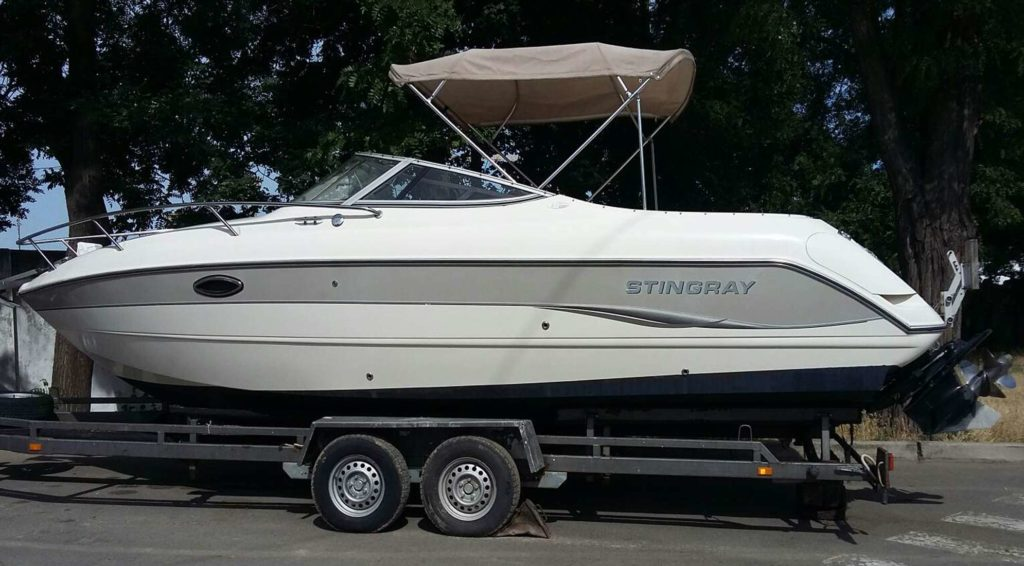 STINGRAY 240 CR/2004